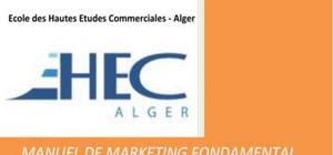 Manuel de Marketing Fondamental
