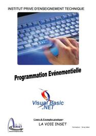 Programmation Evenementiel VB DotNet