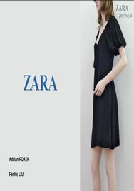 Zara, étude concurrentielle
