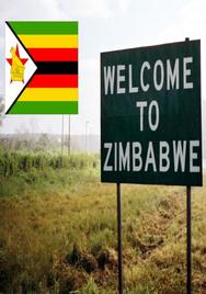 Exposé sur le zimbabwe en anglais.