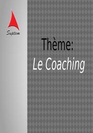 Le coaching-mentorat