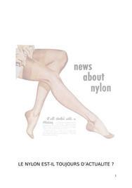 Tpe 2011 sur le nylon (lycée louis barthou)