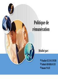 Rémunération au maroc