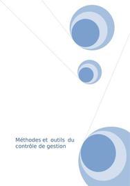 Méthodes et outils du controle de gestion