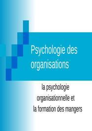 Psychologie des organisations universelles