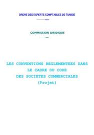 Convention réglementé