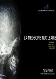 La medecine nucleaire