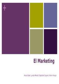 El marketing y sus nuevas formas