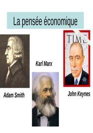 La pensée économique