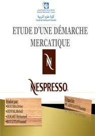 Démarche marketing de nespresso
