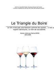 Analyse consommation de vin