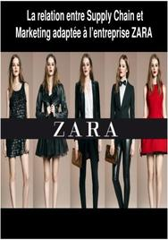 Supply Chain Marketing Zara