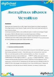 Angelo, tyran de Padoue - Victor Hugo