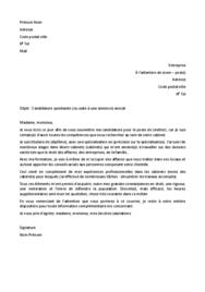 Doc - Lettre de motivation avocat