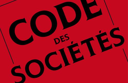 Cours au Programme de Droit des Sociétés