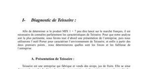 Teisseire et le MIX 17 adaptable en France