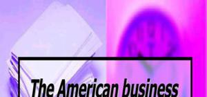 US business overview