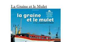 Fiche de film -  La Graine et le Mulet