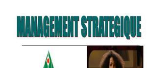 Management stratégique - Cas d'industrie du textile