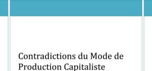 Contradictions du Mode de Production Capitaliste