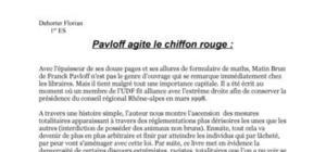 Critique de Matin Brun, de Franck Pavloff