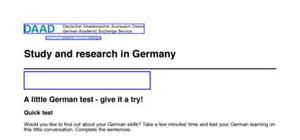 German Test