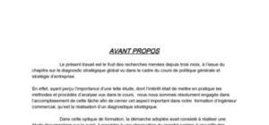analyse sectorielle du marché de la Boisson en Côte d'Ivoire