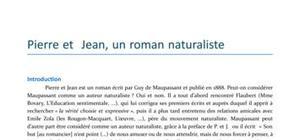 Maupassant - Pierre et Jean