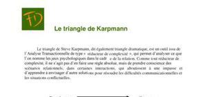 Le triangle de Karpmann