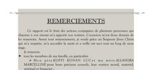 Réalisation d'un plan de communication : cas de Radio Notre Dame