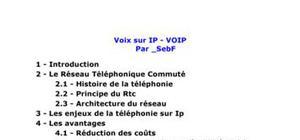 voix  sur  ip  -  VOIP