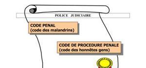 Droit pénal: la police judiciaire