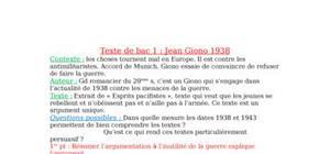 Jean Giono 1938
