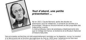 Biographie de Claude Bernard