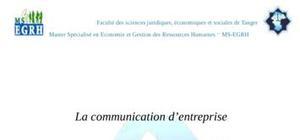 La communication interne: objectifs, processus et outils