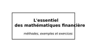 cours gestion mathematiques financieres