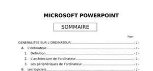 Cours de Perfectionnement en Microsoft Powerpoint