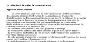 Paralangue et communication