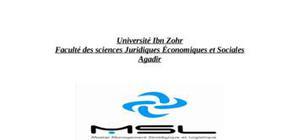 Le système d'information des Ressources Humaines (SIRH)