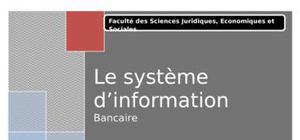 Systéme d'information bancaire