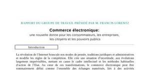 Commerce électronique: une nouvelle donne pour les consommateurs, les entreprises, les citoyens et les pouvoirs publics