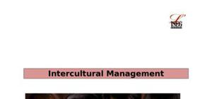 Intercultural Management