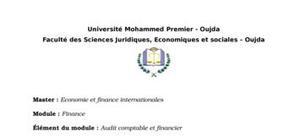 Commissaires aux comptes et processus de certification