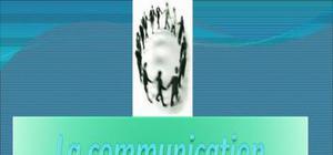 Les objectifs de la communication