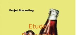 Etude de marché : Boissons rafraichissantes sans alcool