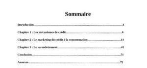 Le marché français du crédit à la consommation