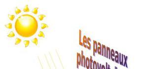 TPE panneaux photovoltaïques