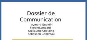 Dossier communication : promouvoir un évènement virtuel