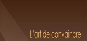 L'art de convaincre