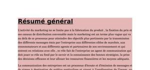 La communication marketing